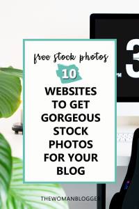 Find Beautiful Free Stock Photos for Your Brand New Blog!
